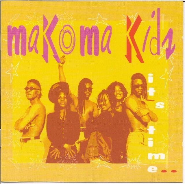 MAKOMA KIDS / IT'S TIME * NEW CD * NEU *
