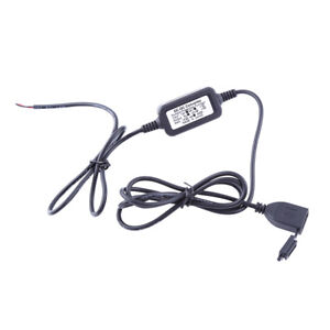 PréCis Motorcycle Mobile Phone Gps Waterproof Usb Power Supply Port Charger Adapter 2a Cool En éTé Et Chaud En Hiver