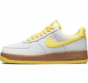 Nike-Air-Force-1-07-TXT-Light-Bone-Yellow-Men-s-Size-12-AJ7282-002