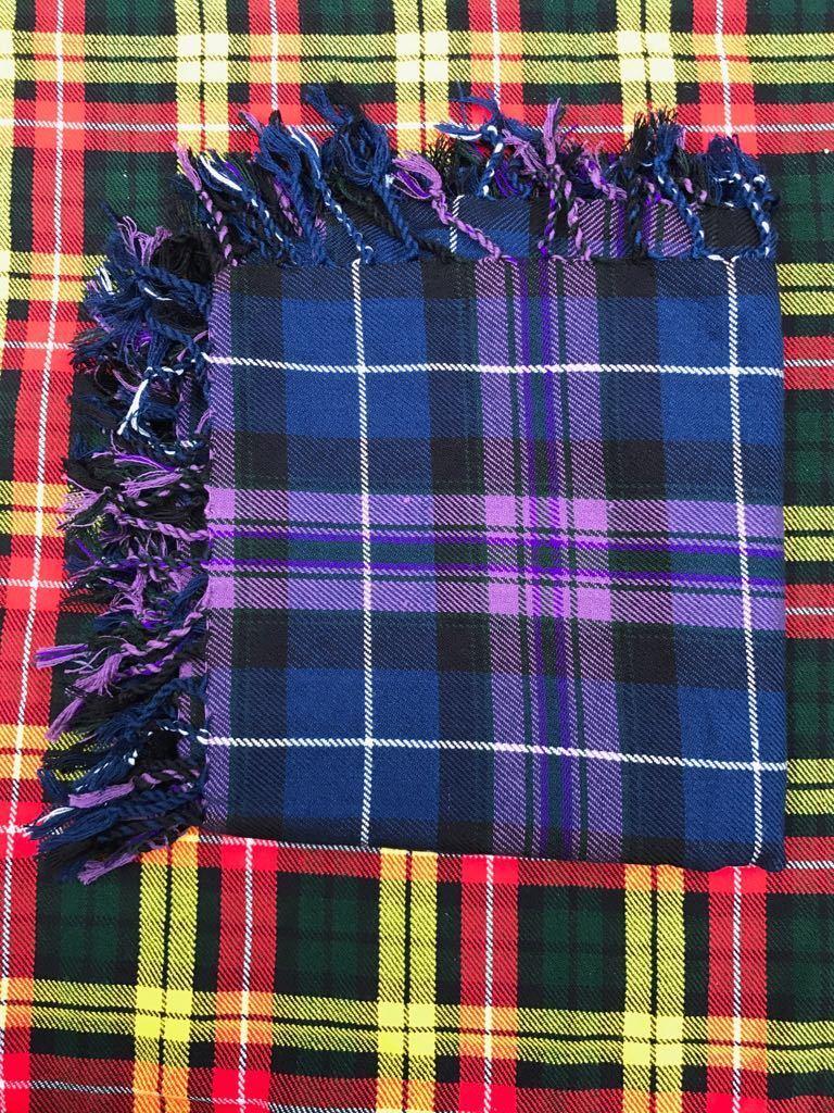 Men's Kilt Fly Plaids Pride Of Scotland Tartan Kilt Fly Plaid