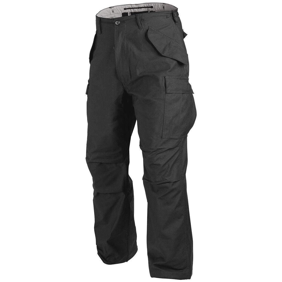 Nyco Helikon Genuino Us M65 Combat Cargo uomo Pantalone Esercito Pantaloni Mi