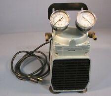 Gast Doa P704 Aa Vacuum Pump Oilless Diaphragm Compressor 115 Volt
