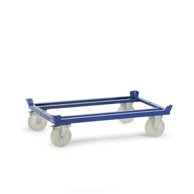 Fetra Transportgerät Fahrgestell für Paletten 22881 Für Flachpaletten und Boxen