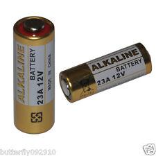 10 X 12V 23A E23A MN21 23GA GP23AE 8LR23 VR22 EL12 Alkaline Coin Cell Battery