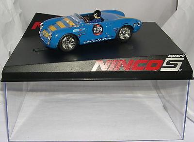 Kinderrennbahnen Ninco 50630 Porsche 550 #259 State Of Art J.f.nilsson-pcarl Philip Mb Modern Techniques