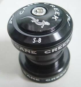 CANE-CREEK-S8-S-8-S-8-HEADSET-34x30MM-28-6MM-1-1-8-034-NEW-IN-OEM-BOX-BLACK
