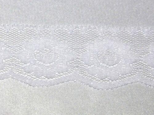 ET232-M Essential Trimmings un delicado encaje recorte de nylon