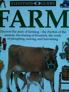 FARM-Dorling-Kindersley-Eyewitness-Guides-by-Ned-Halley-ISBN-9780751360653
