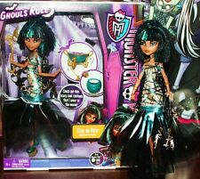 Monster High Doll Cleo de Nile Ghouls Rule Brand new in box by Mattel 6-13