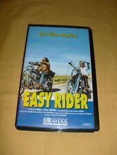 Easy Rider VHS Videocassette Peter Fonda Dennis Hopper Jack Nicholson