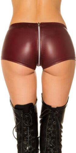 Koucla Gogo Wetlook Shorts Hotpants