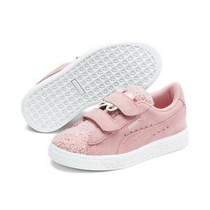 PUMA-Suede-Winter-Monster-Little-Kids-039-Shoes-Kids-Shoe-Kids