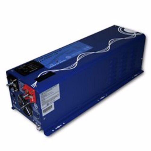 AIMS PICOGLF40W12V240VS 4000W 120/240V AC Pure Sine Split Phase Inverter Charger