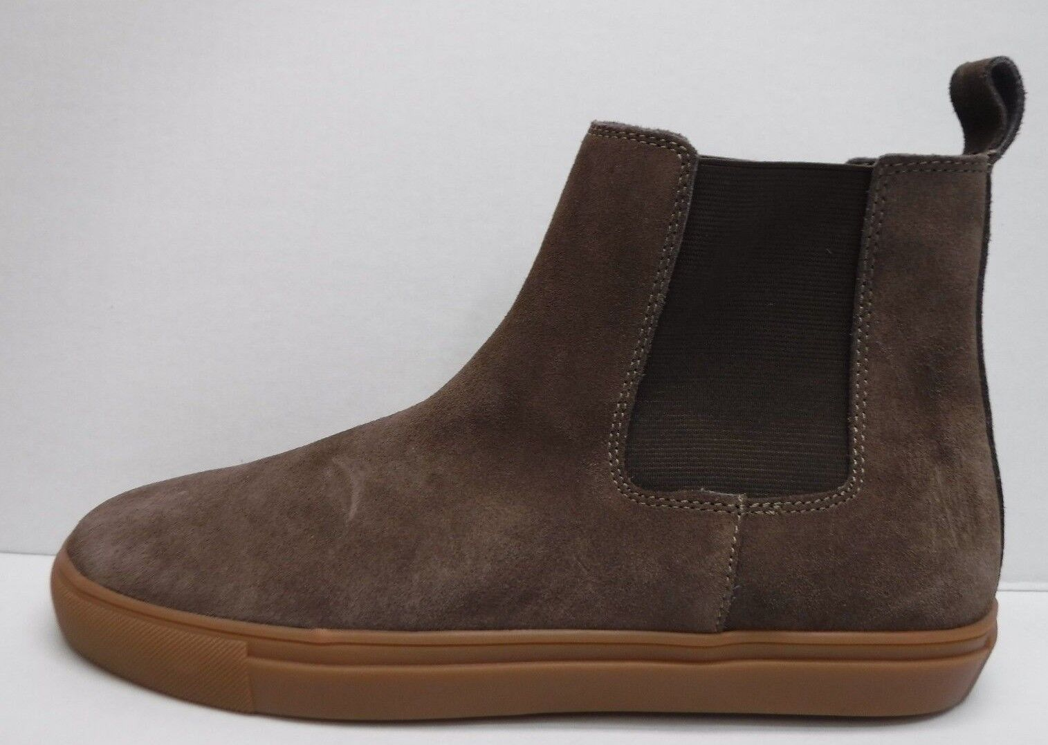 Steve Madden Size 10 Brown Suede Chukka Boots New Mens Shoes