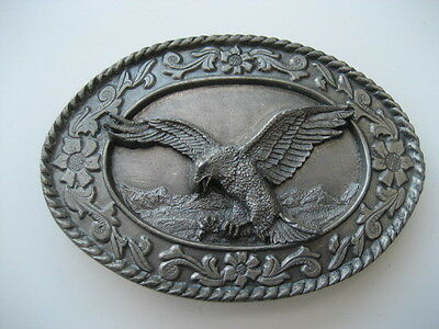 Fibbia Con Volante Eagle (tb127)-mostra Il Titolo Originale Asciugare Senza Stirare