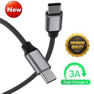 Stecker auf USB C USB C Ladekabel Datenkabel Kabel USB A - farbig Stecker