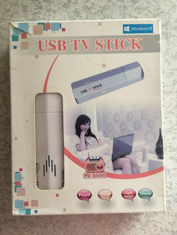 USB tv stick for pc or laptops