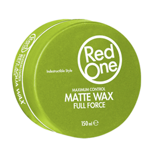 3x RedOne Haar Wax 150ml (Matt,Red,Blue,Orange,Violett,Grey,Black)