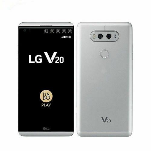 Lg V20 64gb Silver Unlocked Smartphone For Sale Online Ebay