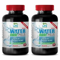 Steady Energy Boost Caps - Water Away Pills 700mg - Organic Dandelion Root 2b