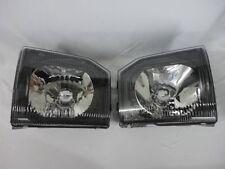 Mitsubishi Pajero Montero V31 V32 V33 V43 Headlight Front lamp Set LH + RH