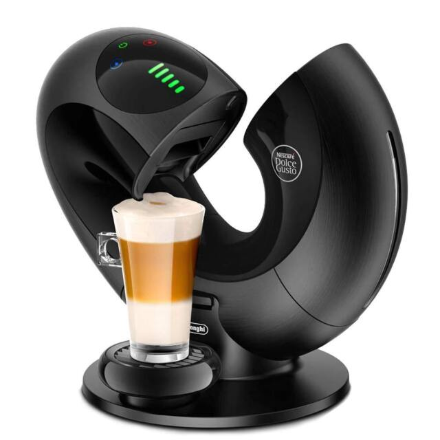 Cafetera Dolce Gusto Eclipse EDG737B Delonghi Negra