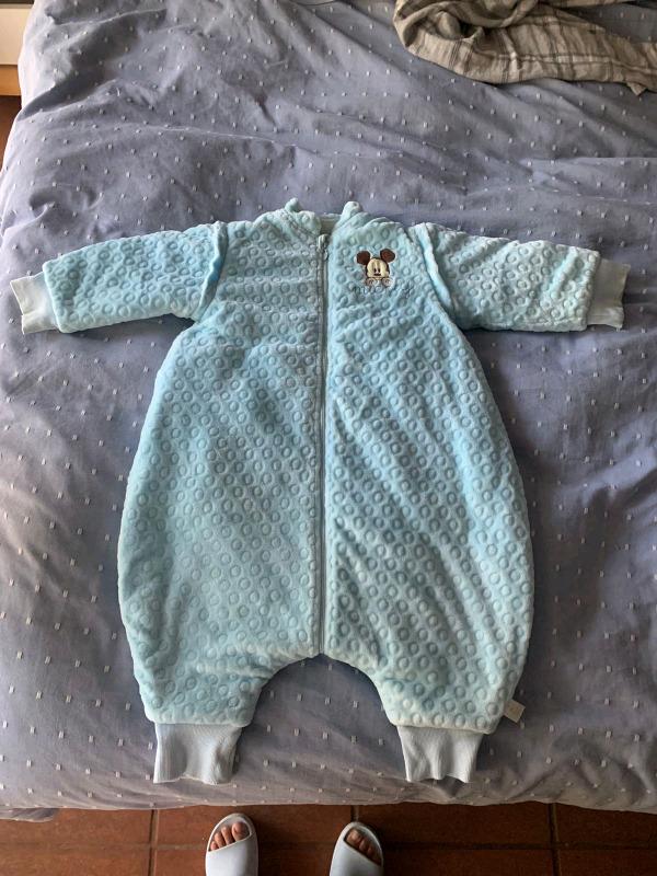 Disney Baby Soft Winter Pjama