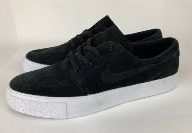 79ceb51b968f Nike SB Zoom Stefan Janoski Premium High Tape Black and White Shoes Mens  Size 11