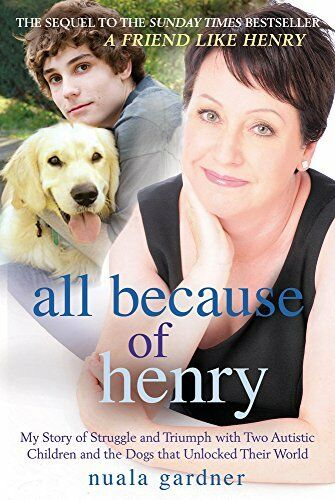 1 of 1 - All Because of Henry, Nuala Gardner 1845027078