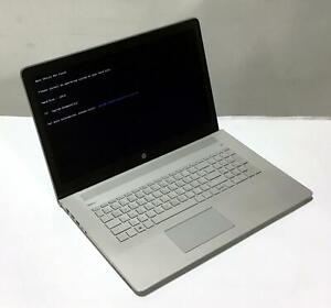 HP PAVILION 17-AR050WM  A10-9620P  2.50 GHZ / 8GB RAM / 1TB HDD/ WIN 10  #63646#