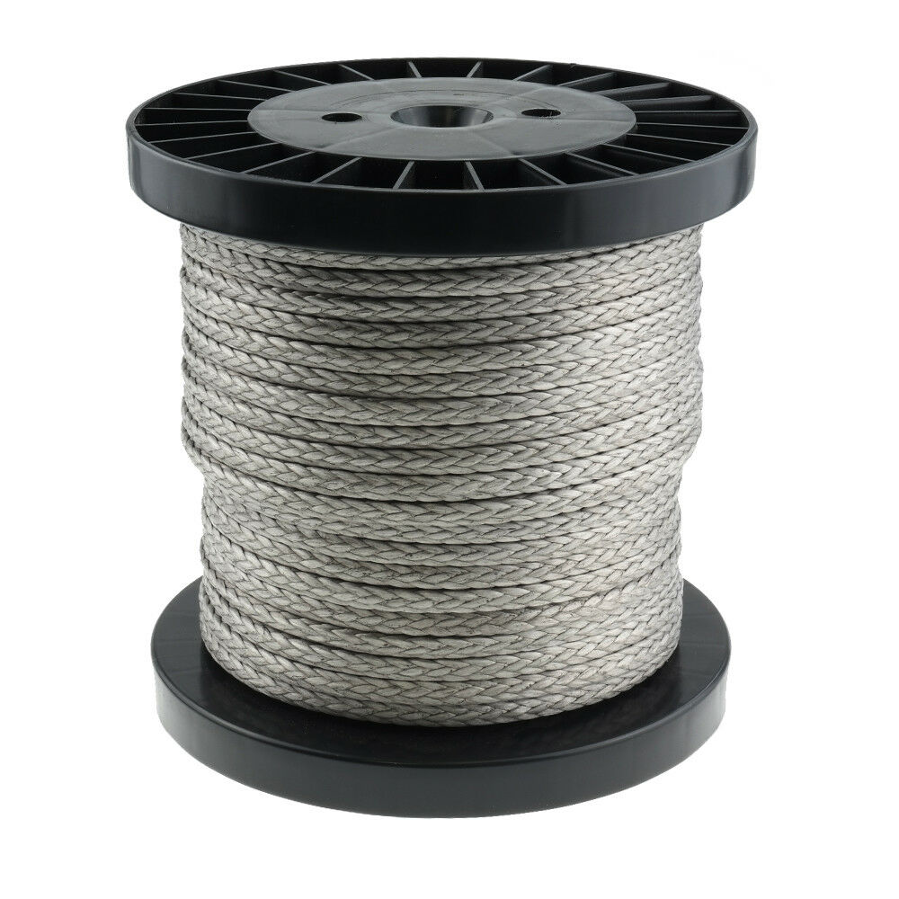 Dyneema PRO Rope Cord 2,5mm 100m carbon braided