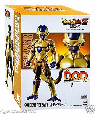 New Megahouse DOD Dimension of DRAGONBALL Golden Freeza PVC From Japan