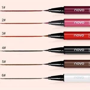 6-Color-Eyeliner-Pencil-Waterproof-Liquid-Lasting-Cosmetic-Eye-Liner-Smooth-b