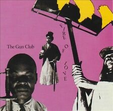 Fire of Love The Gun Club Music-Good Condition