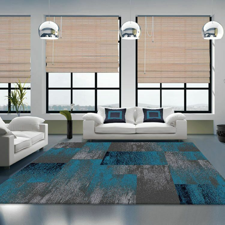 Modern Contemporary Blended Floor Rugs Carpets High Quality All Dimensiones