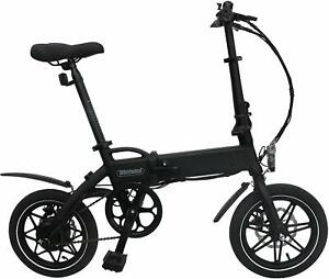 Whirlwind Folding Electric Bike Moped Car Bicycle Scooter City E Bike 25km H 5710646003161 Ebay