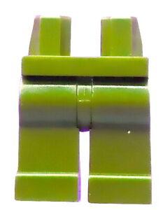 Lego-Beine-olivegruen-olive-green-Hosen-fuer-Minifigur-970c00-City-Star-Wars-Neu