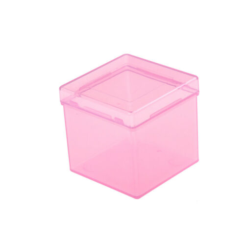 3x3x3 Zauberwürfel Verpackung Transparent Kunststoff Puzzle Saving Box Halter ZP