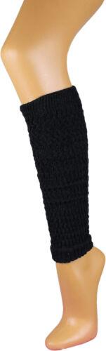 Damen Stulpen Legwarmer 65/% Baumwolle Strümpfe Socken Damenstulpen
