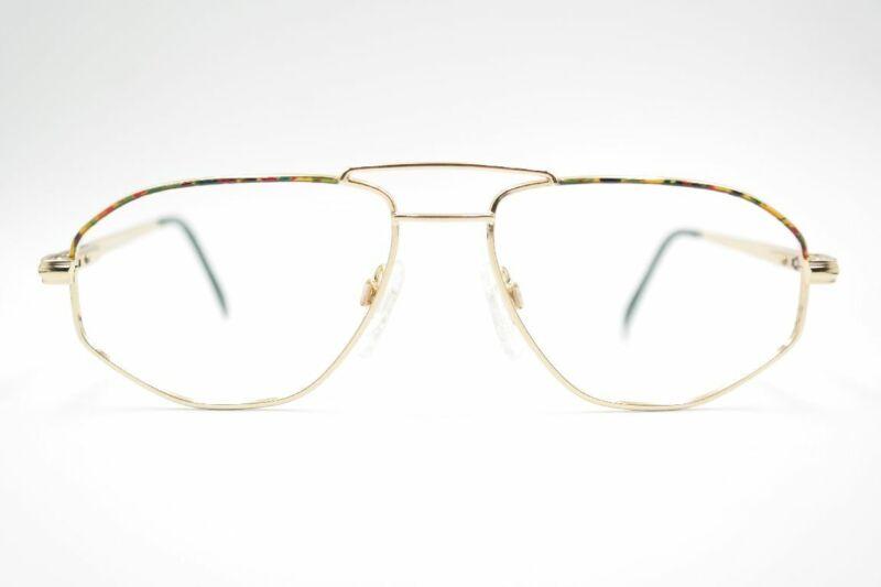 100% Wahr Vintage Oik Noblesse 449 56[]15 140 Bunt Oval Brille Brillengestell Nos Kataloge Werden Auf Anfrage Verschickt