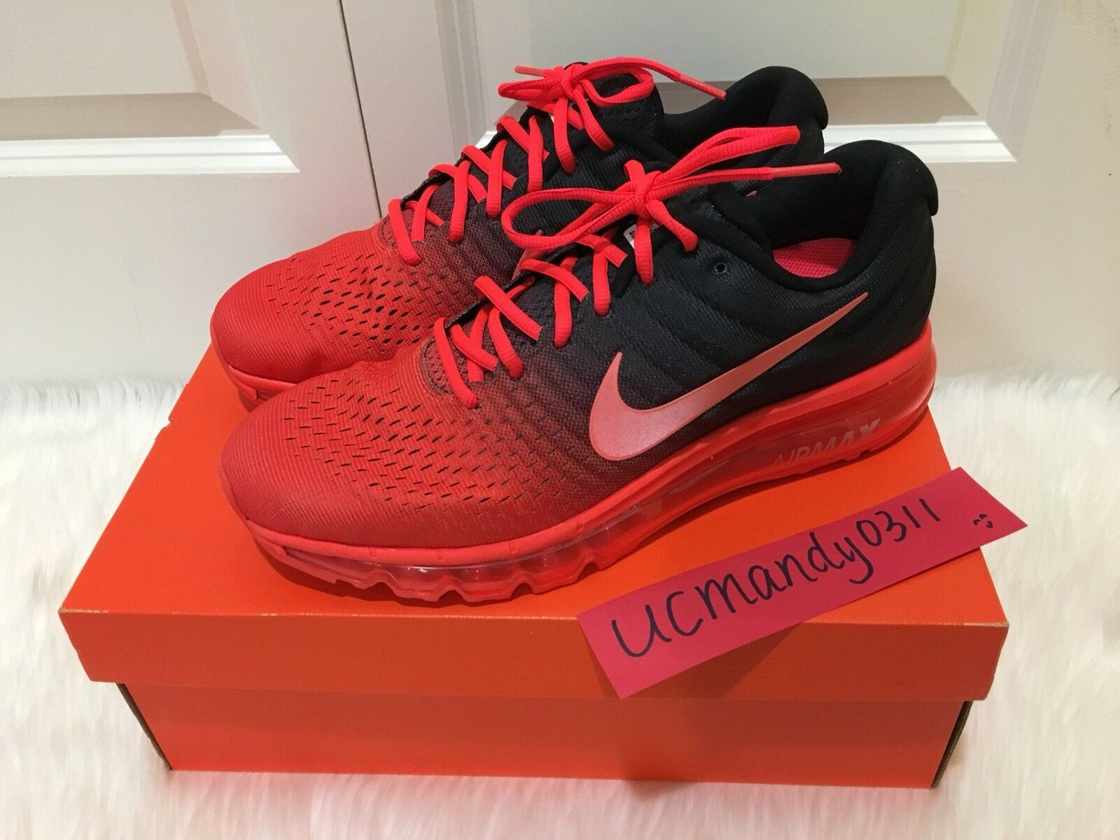Nike Air Max 2017  Size 11   111  Retail Price  190