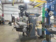 Lagun Ftv 3 Milling Machine