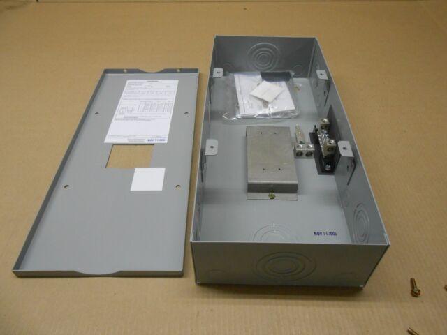1 NIB SIEMENS I-T-E GG0121SN CIRCUIT BREAKER ENCLOSURE TYPE NGG 125 AMP NEMA 1