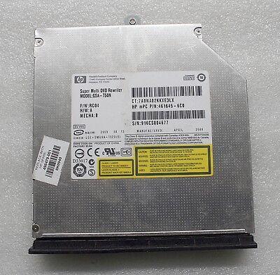 USB 2.0 External CD//DVD Drive for Compaq presario cq60-205ez