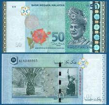 MALAYSIA 50 Ringgit  (2009)  UNC  P.50