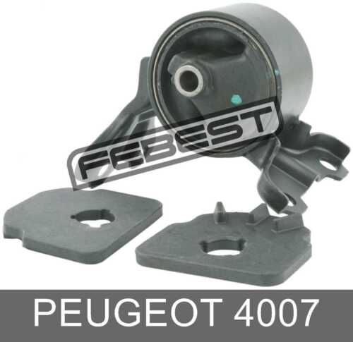 Left Engine Mount Mt For Peugeot 4007 Hydro 2007-2012