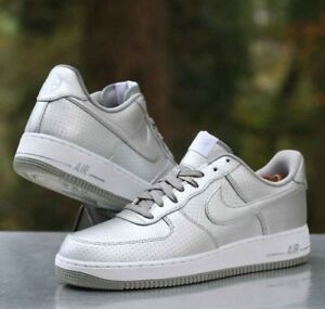 ireland nike air force 1 07 lv8 metallic silver black c2db6