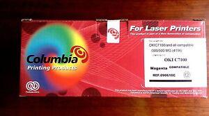 Cartucho-toner-tambor-Oki-C7100-Magenta-41963006-Compatible