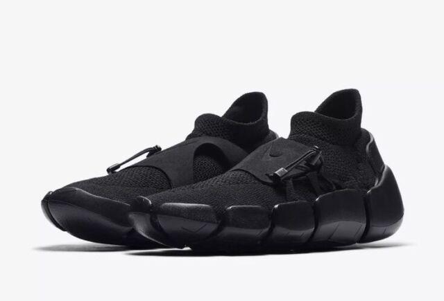 972a00de552d Nike Footscape Flyknit DM Ao2611-003 Triple Black Size 13 for sale ...