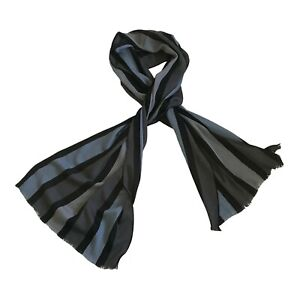 PAUL SMITH Mainline  Scarf - Block Stripe  - 180 x 45cm - 54% Modal 46%Cotton